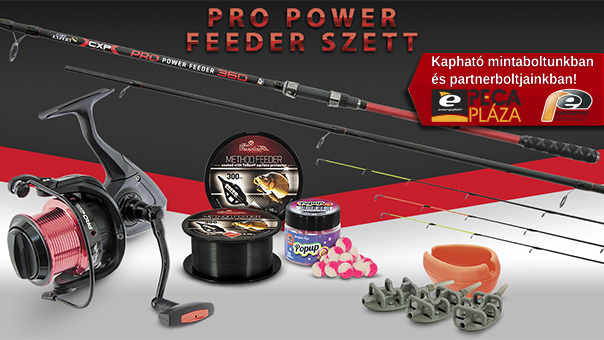 Pro Power Feeder Szett